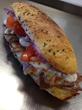 Detroit Style Pizza Company's New Mediterranean Gyro Baked Sub