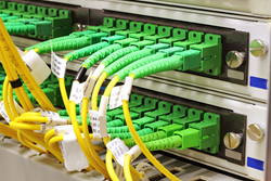 Fibre-optic internet cables installed at Best Western Kelowna Hotel