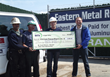 Allentown Rescue Mission check presentation