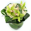 Emerald flowers delivery UK and gifts delivery UK. Flowers for delivery by top London florists and floral designers.