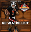 John Russ - 2014 CFPA FCS Awards Watch List