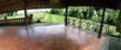 Yoga space in Bali