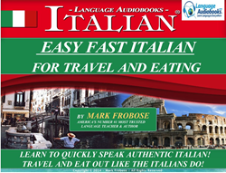 Great for the Corner Italian Restaurant or for Touring Italy!!