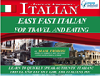 "Language Audiobooks Announces Release of ""Easy Fast Italian for Travel and Eating"" on Audible.com"