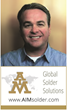 AIM Solder Appoints New US Northeast Regional Sales Manager