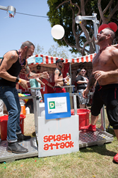 THE DISCOVERY HOUSE PARTICIPATES IN #SIZZLE! AT LA PRIDE