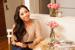 Beauty and style expert Donna Kim, Beauty Encounter's first-ever Brand Ambassador.