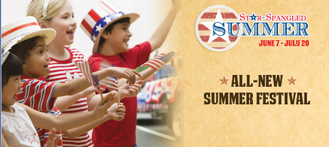 The Great American Summer Vacation Sweepstakes Will Heat