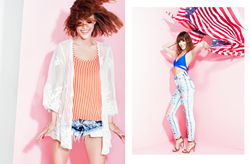American Hustle Collection at GoJane