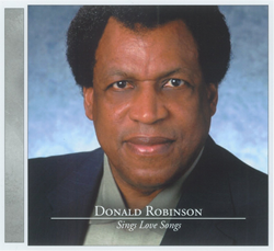 """Love Me Tender"" Single by Donald Robinson"
