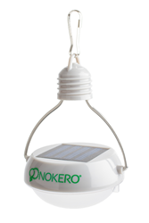 The Nokero N182 is the most affordable solar light bulb in the world.