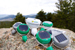 The Nokero N182, N200, and N220 solar lights each provide 5+ hours of bright light after charging for 6-8 hours in the sun.