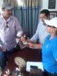 """Ricardo Jacobo Makes a Generous Donation to the Teleradio Marathon """"Un Millón O Más"""" Organized by the Foundation Un Paso Por La Vida, to Benefit Patients With Cancer"""