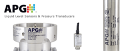 APG Liquid Level Sensors and Pressure Transducers