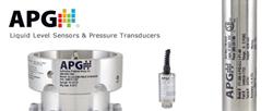APG Liquid Level Sensors and Pressure Transducers
