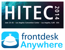 HITEC 2014 Frontdesk Anywhere