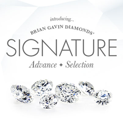 Brian Gavin Diamonds Introduces Signature Advance Selection