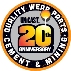 Unicast, Inc: Serving the cement, mining, aggregates, and coal industries for 20 years.