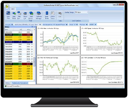 Pair trading free software