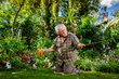 TV presenter Bill Oddie supports green-fingered fundraising campaign The Great Garden Give