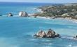 Aphrodite's Rock near Paphos, Cyprus