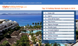 """Top 10 Holiday Rentals Destinations 2014"" in full"