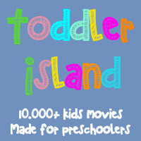 A safe place for toddlers and preschoolers to watch kids movies