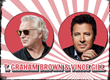 "Country Music Legends ""T. Graham Brown"" & ""Vince Gill"" to Release a New Single: ""He'll Take Care of You"" July 2, 2014"