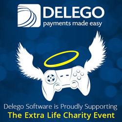 Delego is a proud supporter of the Extra Life charity event