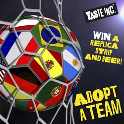 Taste Inc. Facebook App