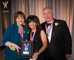 Karen McCaffrey and Robert McCaffrey of McCaffrey Homes California Housing Hall of Fame