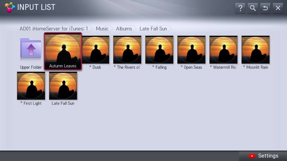 how to create a new library for itunes