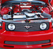 2005 - 2014 Mustang Billet Grilles, Now Available Online from Action Automotive