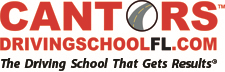 Cantor's Driving School logo