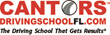 Cantor's Driving School Expands to Greater Orlando Area, Now Offering...