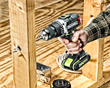 Rockwell 20V Brushless Drill-Driver is ideal for home remodeling projects