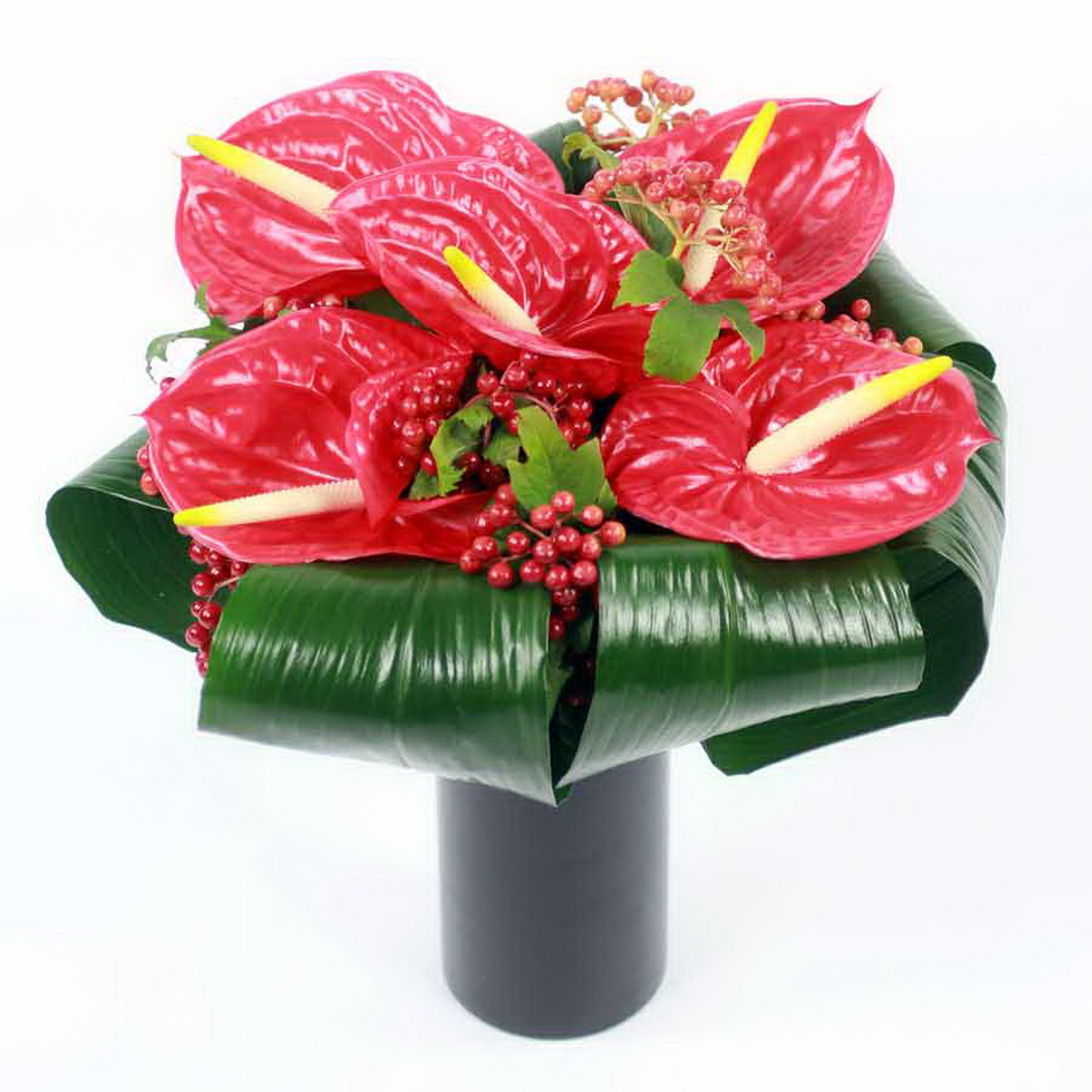 Plant a piece of paradise on your desks and countertops with anthurium explosion tropical sunset flowers uk anthurium plants anthurium flowers an anthurium flower plants delivery izmirmasajfo Images