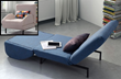 Conic Arm Chair Sleeper From Zuo Modern 900605