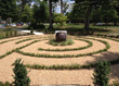 Labyrinth Dedicated for Self-Navigated Meditation and Prayer