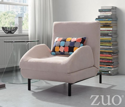 Conic Arm Chair From Zuo Modern 900605