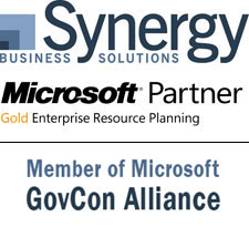 Synergy Business Solutions, a Microsoft Dynamics partner and Microsoft GovCon Alliance member