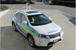 Lexus SUV, equipped with Velodyne LiDAR 3D sensor