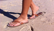 Eco-smart shoes that are ideal for summertime beach strolls