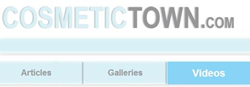 Cosmetic Town Offers Videos