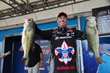 Redington Takes Lead At Walmart FLW Tour Event On Kentucky Lake Presented By Evinrude