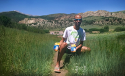 Elite mountain runner and Spenco-sponsored athlete, Joseph Gray has earned the title of Mountain Runner of the Year for the fifth time.
