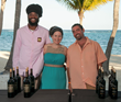 Sample nibbles from the islands 50+ restaraunts, wines, rums, beers and more at A Taste of St. Croix, held at Divi Carina Bay Resort.