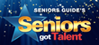 Seniors Guide's Seniors Got Talent is now accepting entries for its 2016 competition.