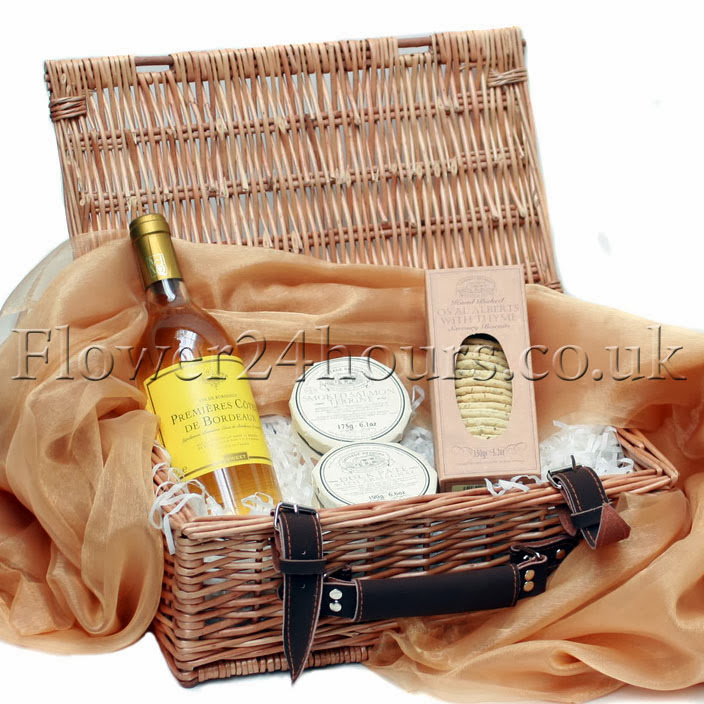 Baby Gift Basket South Africa : Gift baskets same day delivery best gourmet gifts