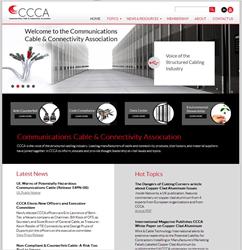 new CCCA homepage